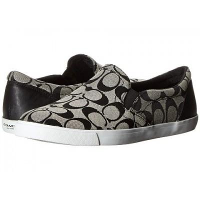 Overseas purchasing genuine Coach Kou Chi women shoes casual shoes alegra navy / navy