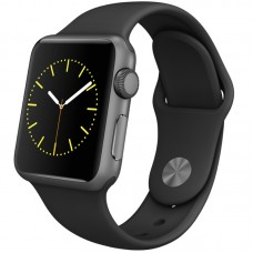 Apple Watch Sport Smart Watch (38 mm deep space ...