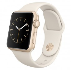 Apple Watch Sport Smart Watch (38 mm aluminum ...