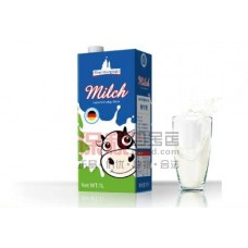 Fort Rheinland-fat milk 1L * 12 boxes