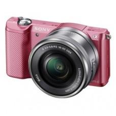 Sony (SONY) ILCE-5000L micro mirror alone kit ...